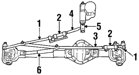 Steering Linkage Scat on dodge journey engine diagram