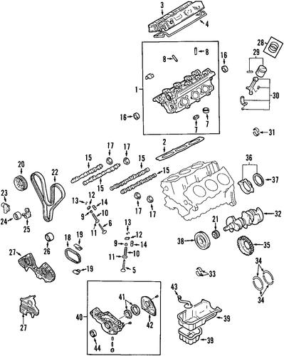 engine for 2008 hyundai santa fe