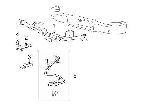 heavy duty trailer towing wire harness