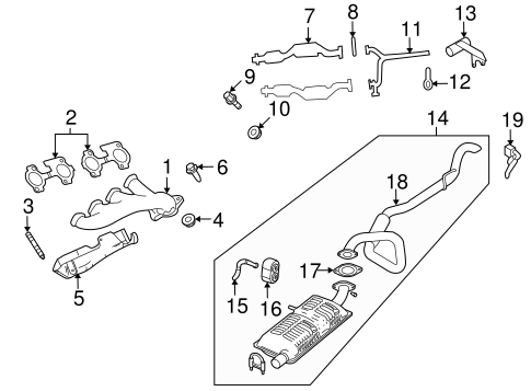 48 ford steering diagram