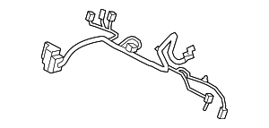 2013-2015 Ford C-Max Wire Harness CV6Z-14A318-PPA