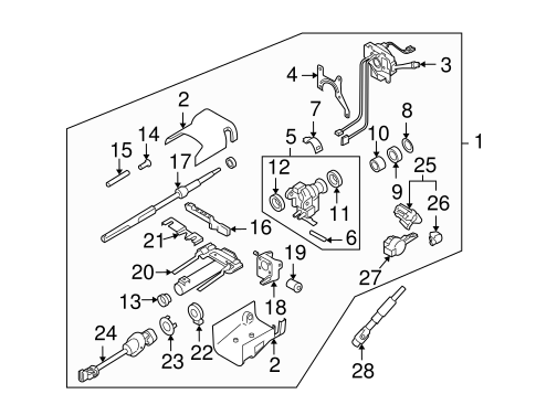 2003 Ford F350 Wiring Schematics also Saab 9 3 Aero Engine Diagram additionally 2005 Chevy Impala Fuel Filter likewise Gmc Jimmy 1999 Gmc Jimmy Electronic Fuel Pump further 2003 Suburban Rear Ac Expansion Valve Replacement Video. on 2003 chevy trailblazer fuse box diagram