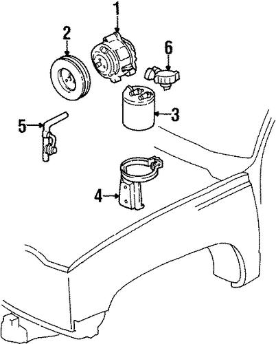 saturn outlook transmission valve body