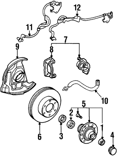engine diagram 1995 toyota t100 sr5  engine  free engine