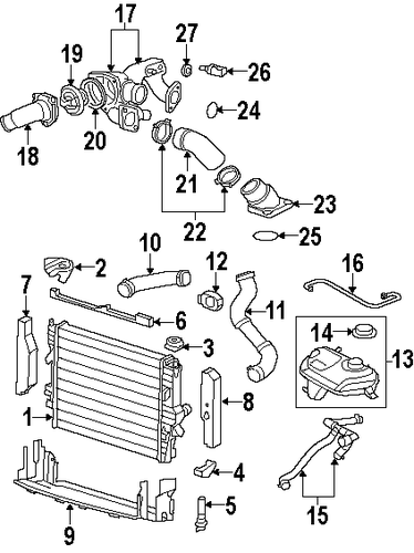 vacuum hose  jaguar x type vacuum hose diagram