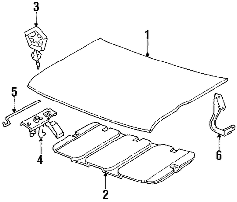 Jeep Engine Block Heater Installation likewise 1995 Ford Probe Fuse Box Diagram moreover 1985 Dodge Caravan Engine Pdf moreover RepairGuideContent as well 6ji1p Ford Windstar 1996 Ford Windstar 02sensors. on ford 3 8 v6 engine diagram 1996 thunderbird