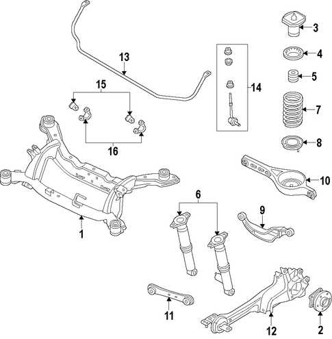 wiring diagram fender mustang b with Rear Suspension Scat on 1973 Mustang Mach 1 Wiring Diagram together with Gfs Wiring Diagram furthermore Asco Wiring Diagram additionally 62 F100 Wiring Diagram likewise T12820017 Find vacuum hose diagram toyota 1995.