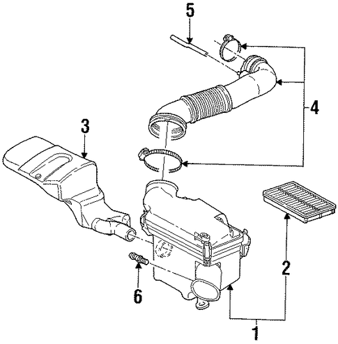 2001 Ford Crown Victoria Fuse Diagram