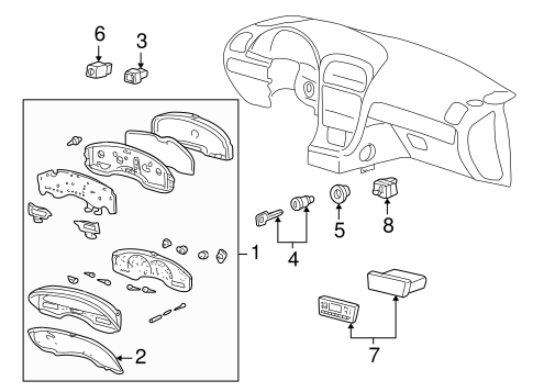 2009 Chevrolet Impala Dakota Oil Pan Removal besides 1997 Acura Cl 3 0 Fuse Box Diagram 2 in addition 2000 Dodge Ram Truck V10 Temperature Sensor Wiring Diagram also Index cfm moreover Ford Probe Headlight Wiring Circuit Diagram. on 1997 acura cl 3 0 engine diagram