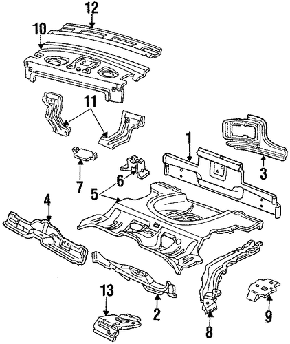 1997 Oldsmobile Achieva Fuse Box Diagram on 2002 oldsmobile intrigue service manual