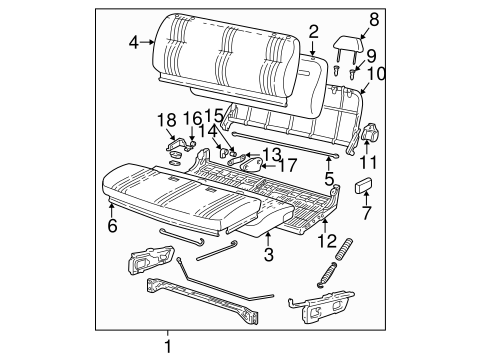Honda Fastener Step 8971258392 additionally autobodyspecialt furthermore Front Seat  ponents Scat as well Dodge Nitro Interior Fuse Box Location further Haynes Repair Manual Vehicle 72015. on international pick up body parts