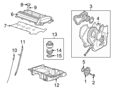 service manual  2001 hummer h1 oil filter bolt seal
