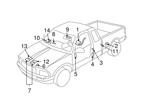 1989 ford thunderbird wiring diagram