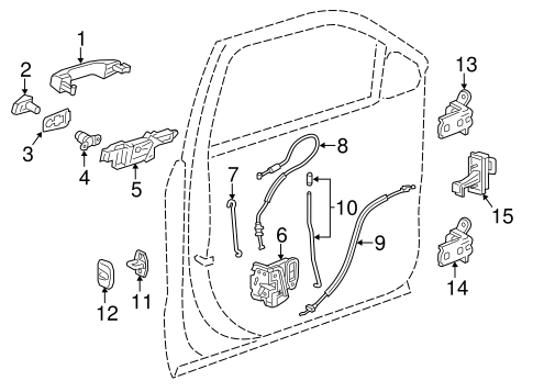 Front Door Scat likewise Cadillac Sts Engine Diagram additionally 79 Chevy Transmission Wiring Diagram together with Ford V6 Engine Diagram in addition Brakelightremoval. on 2007 escalade parts diagram