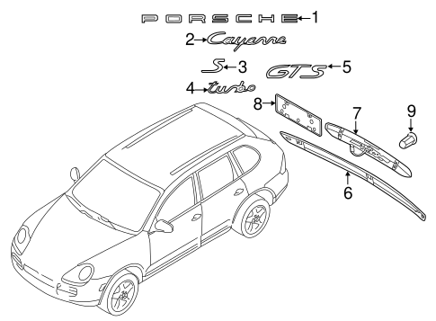 Toyota Hilux Sr5 Rims likewise 1973 Porsche 914 besides Akrapovic Exhaust System Porsche 911 Turbo besides Fender Guide also Ford Cortina 1980 Xr6 Black 3lit For 10. on porsche rims