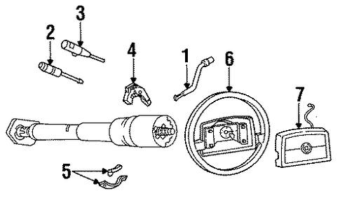 cadillac fleetwood parts catalog