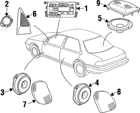Evap Vent Valve Location 2002 Impala in addition 2010 Toyota Corolla Fuse Box Location further 1999 Buick Regal Exhaust System additionally 75 Buick Lesabre Parts additionally Pinout For 03 06 Gm Truck. on 99 buick century fuse box diagram