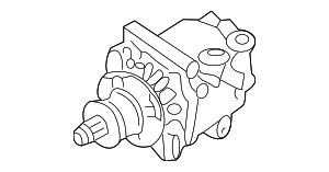 2002-2005 Ford Explorer Compressor 3L2Z-19V703-BC