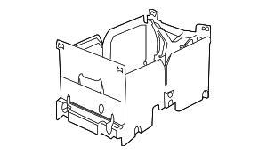 2006-2008 Lincoln Mark LT Insulator 3L3Z-6P013-BA