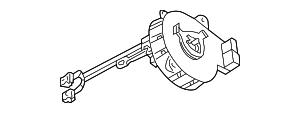 2001-2007 Chrysler Town & Country Clockspring 5082050AC