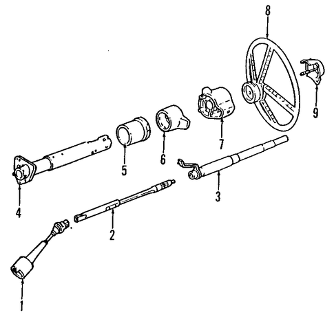 232 moreover  likewise Ford F100 Steering Column Diagram moreover Exploded View Results besides Manual Rack And Pinion Steering. on chevy truck steering column bearings