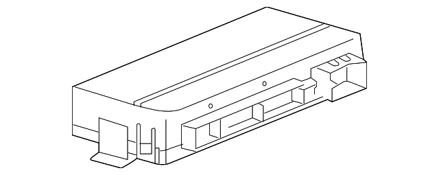 body control module for 2008 chevrolet impala