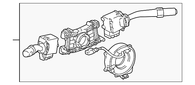 oem combo switch for 1998 toyota tacoma