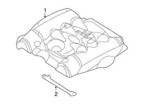 2007 Hyundai Entourage Fuse Box Diagram
