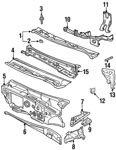 cadillac eldorado parts catalog