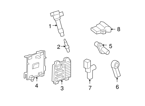 Sciont Wiring Diagram as well Bumper And  ponents Front Scat further 2009 Chevy Tahoe Fuel System Diagram likewise 2009 Cadillac Srx Engine Diagram further 2000 Gmc Yukon Fuse Box Diagram. on 2009 buick enclave engine diagram