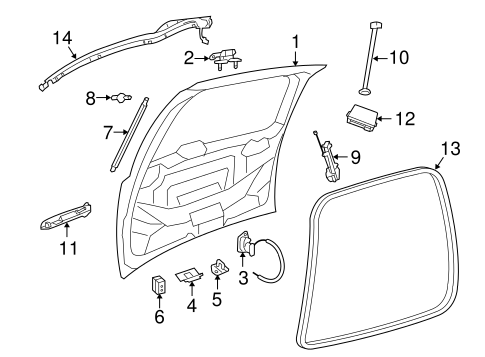 fe693fed6effd60a736467f5ee0d2aeb chrysler town and country suspension diagram chrysler find image,Wiring Harness Dodge Grand Caravan Power Sliding Door