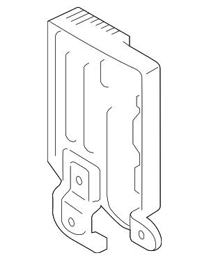 2015 Ford Mustang Amplifier FR3Z-18B849-D