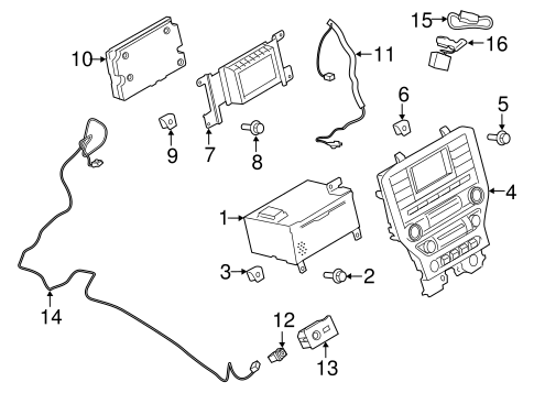 Wiring Harness Racks as well Nissan Power Steering Hose Diagram together with Auto Body Armor also 2007 Toyota Tundra Mirror Replacement likewise Ford F150 Turn Signal. on nissan frontier tailgate parts diagram