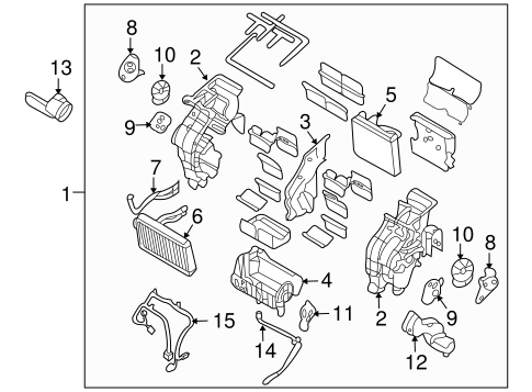 2007 mazda cx 7 fuse diagram