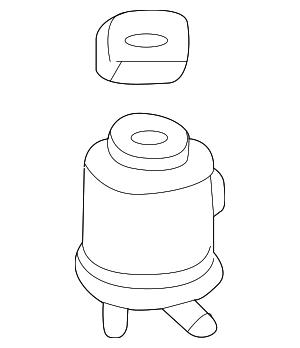 Nissan An Power Steering Reservoir Cap