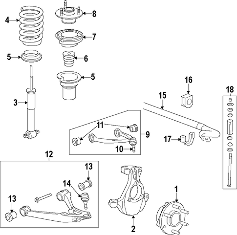 2006 aveo rear axle parts diagram  2006  free engine image