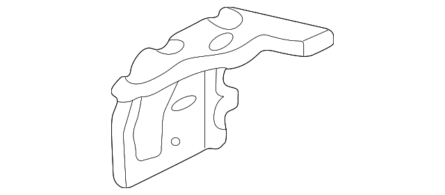 2000 Honda CR-V SE (SUZUKA) BRACKET, CONNECTOR - (57174S04A50)