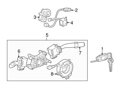 Suzuki Grand Vitara Parts Diagram
