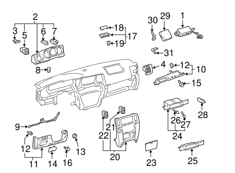 08 Scion Xb Belt Diagram