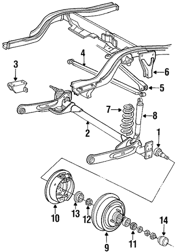 2008 scion xd parts diagram