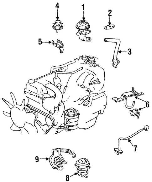 toyota parts catalog illustrations