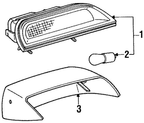 Fuse Diagram 1994 Lexus Es300