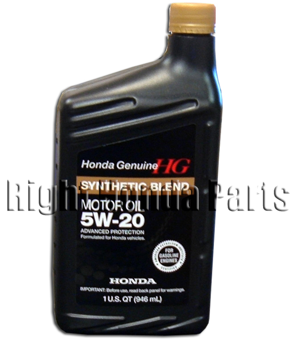 can i use synthetic oil in my honda atv