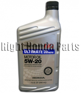 Motor Oil 5W-20 Ultimate Full Synthetic