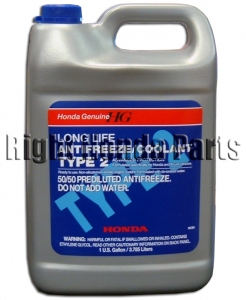 Long Life Antifreeze/Coolant Type 2