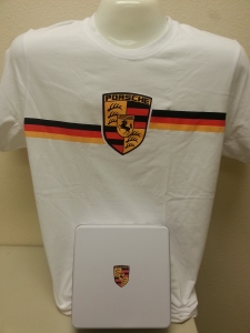 Collector's Edition Porsche Crest T-Shirt