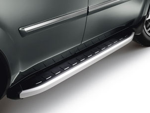 2011 Honda Pilot Premium Running Boards 08l33 Sza 100b