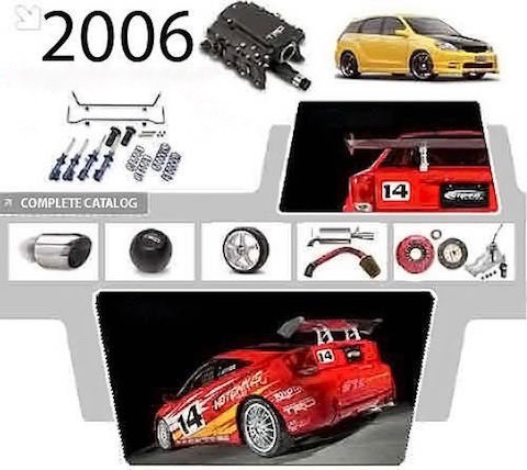 2006 toyota accessories olathe toyota parts center. Black Bedroom Furniture Sets. Home Design Ideas