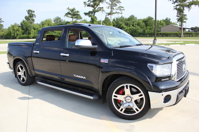 Hate Lowered Trucks Not These Tundras Toyota Parts Blog