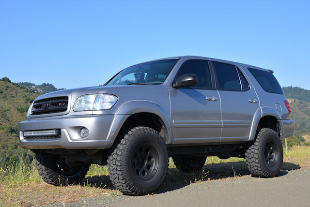 10 Awesome Lifted Sequoias Toyota Parts Blog